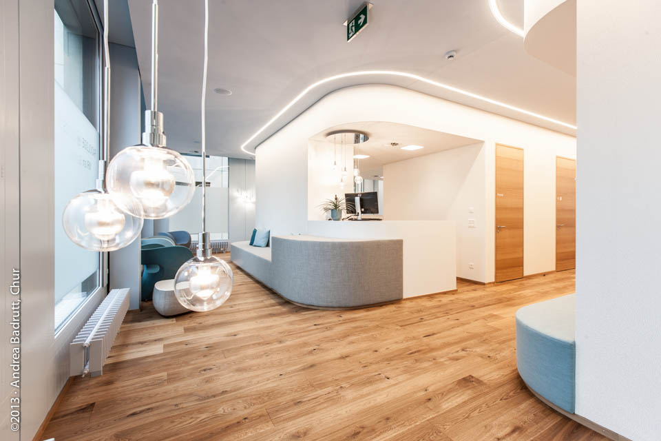 Innenarchitektur Chur rütti partner architekten ag